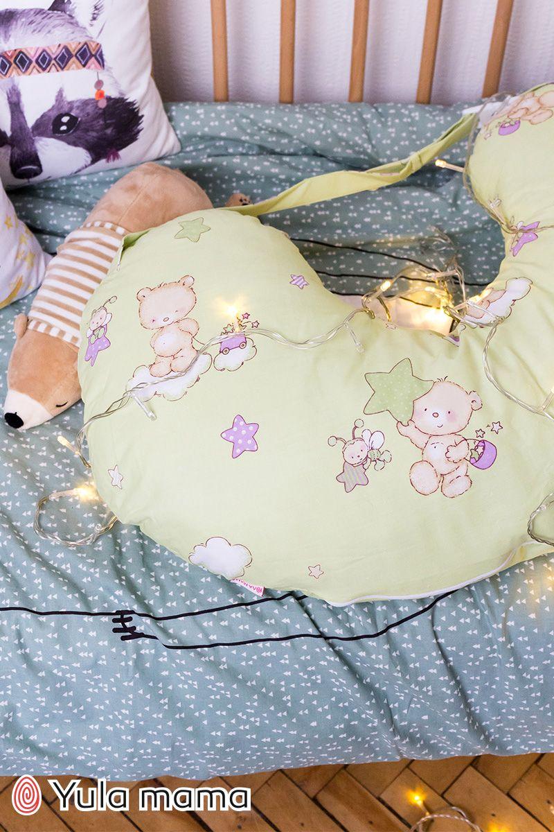 Подушка для кормления фото №3